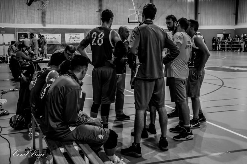Clinica Podologica Arnaiz Avilés Sur vs Sanfer - 1ª Nacional Baloncesto Asturias 13