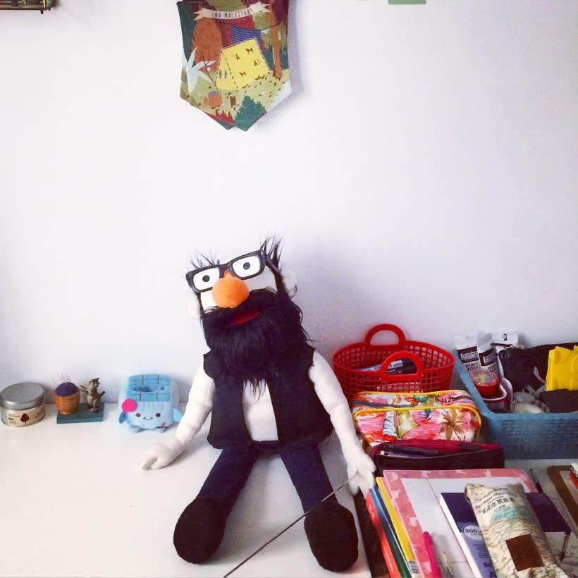 Marionetas y muñecos 2