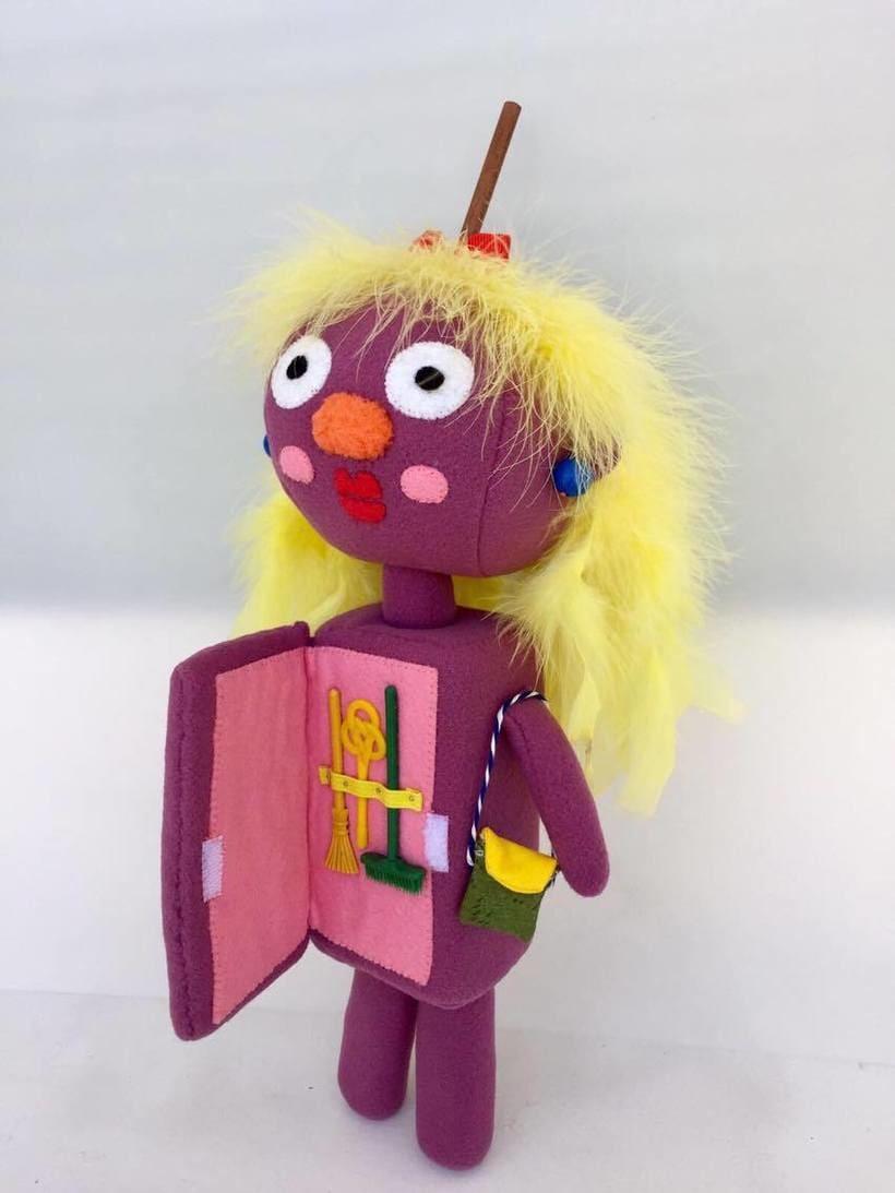 Marionetas y muñecos 9