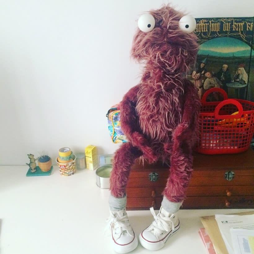 Marionetas y muñecos 11