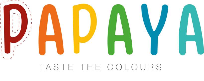 "Logotipos ""PAPAYA"" -1"