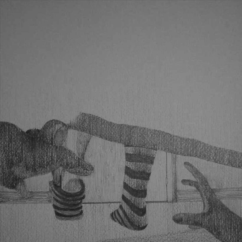 Reto de Dibujo de 30 Días - Mayo 2012 (Dibujos realizados en grafito) 6