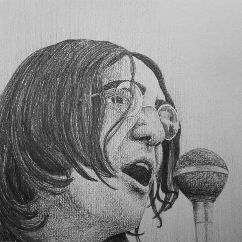 Reto de Dibujo de 30 Días - Mayo 2012 (Dibujos realizados en grafito) 10