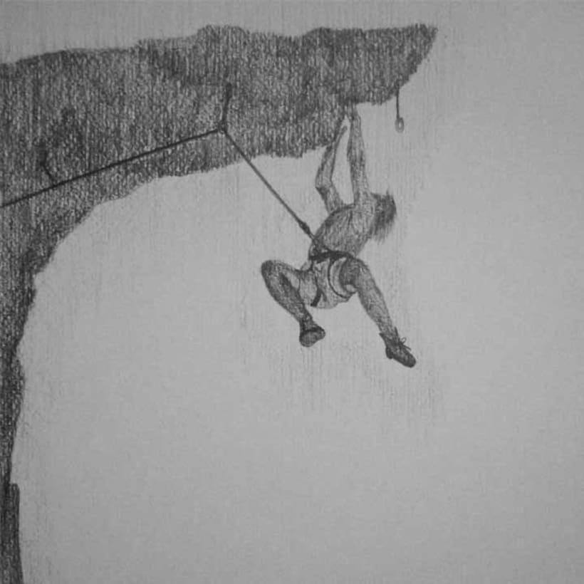 Reto de Dibujo de 30 Días - Mayo 2012 (Dibujos realizados en grafito) 15