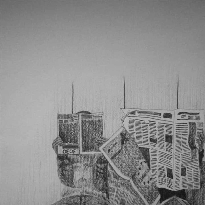 Reto de Dibujo de 30 Días - Mayo 2012 (Dibujos realizados en grafito) 16