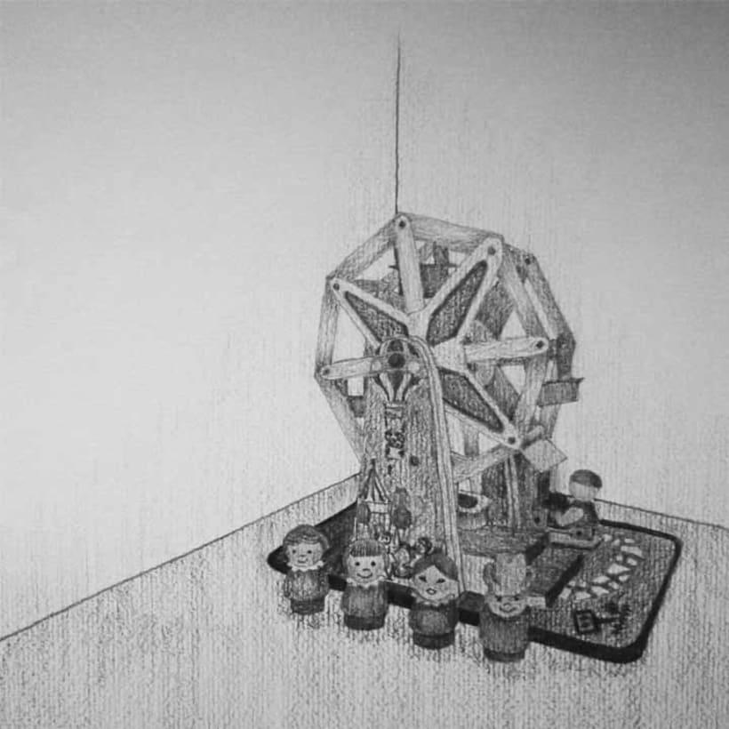 Reto de Dibujo de 30 Días - Mayo 2012 (Dibujos realizados en grafito) 19