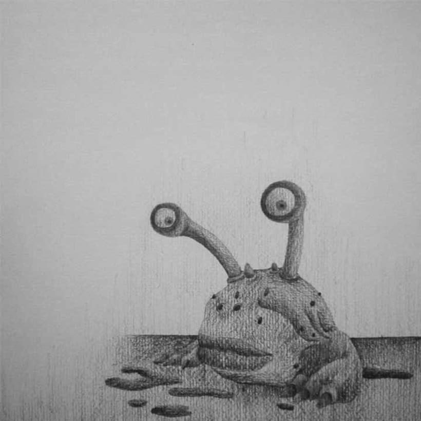 Reto de Dibujo de 30 Días - Mayo 2012 (Dibujos realizados en grafito) 22