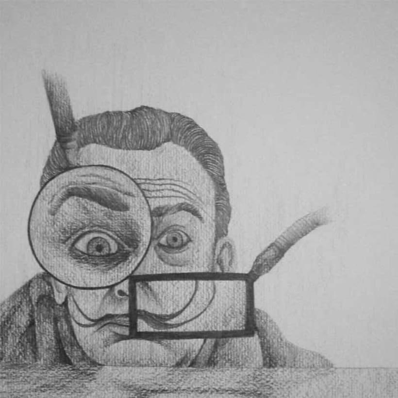 Reto de Dibujo de 30 Días - Mayo 2012 (Dibujos realizados en grafito) 23