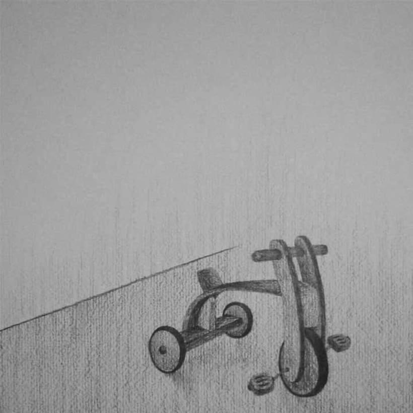 Reto de Dibujo de 30 Días - Mayo 2012 (Dibujos realizados en grafito) 27