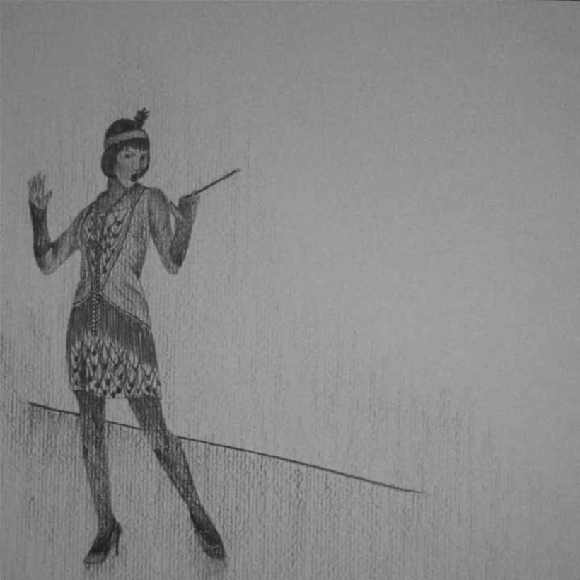 Reto de Dibujo de 30 Días - Mayo 2012 (Dibujos realizados en grafito) 28