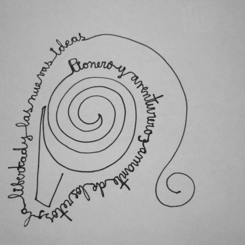Reto de Dibujo de 30 Días - Mayo 2015 ( Dibujos realizados con una sola línea) 12