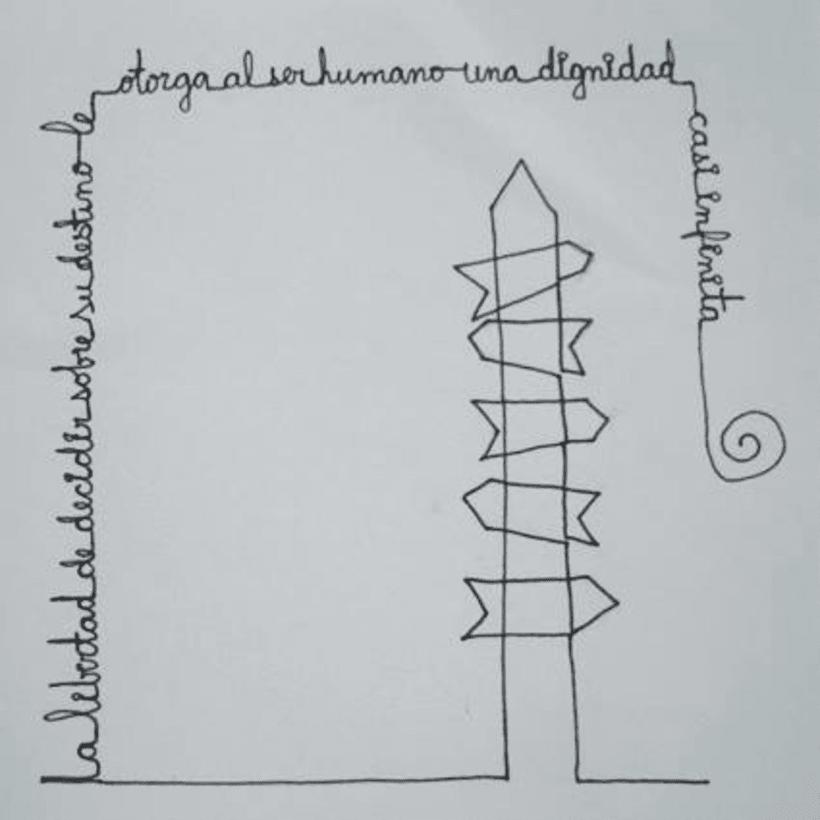 Reto de Dibujo de 30 Días - Mayo 2015 ( Dibujos realizados con una sola línea) 28