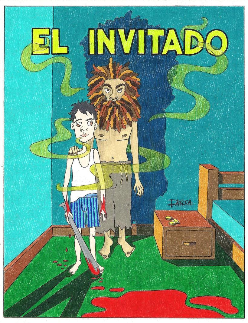 Zombiexquisito. Exposición colectiva 2016 - 2017 1