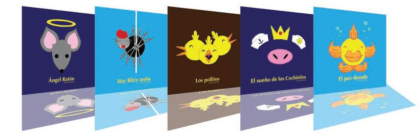 Colección de Cuentos para Cantar. Proyecto personal. 0