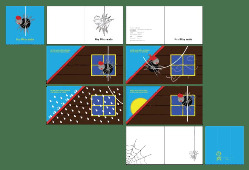 Colección de Cuentos para Cantar. Proyecto personal. 7