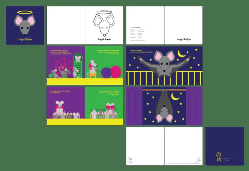 Colección de Cuentos para Cantar. Proyecto personal. 4