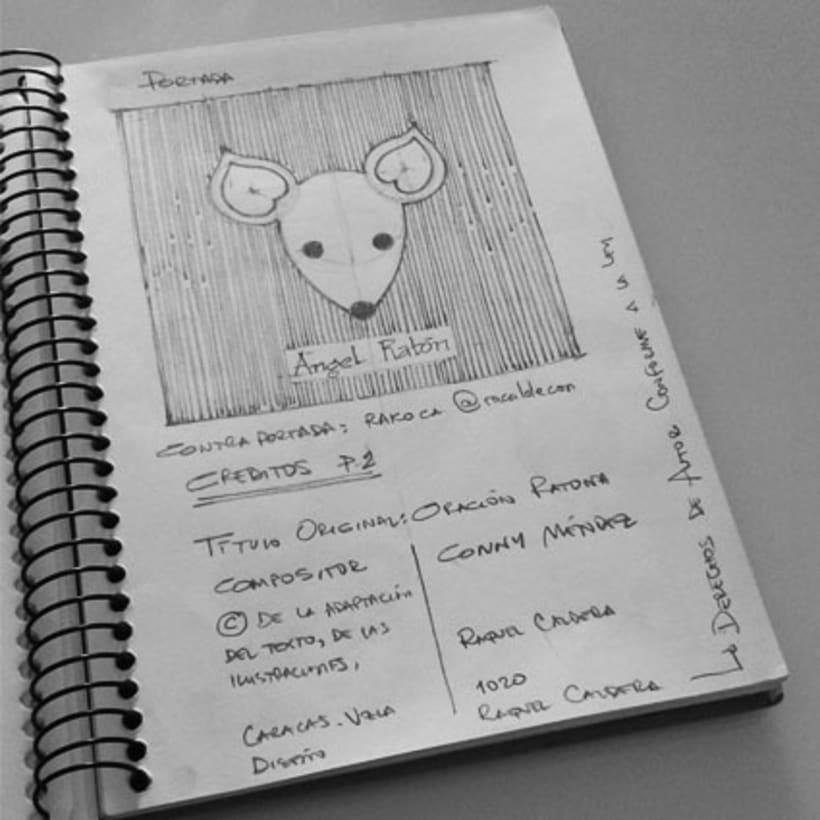 Colección de Cuentos para Cantar. Proyecto personal. 3