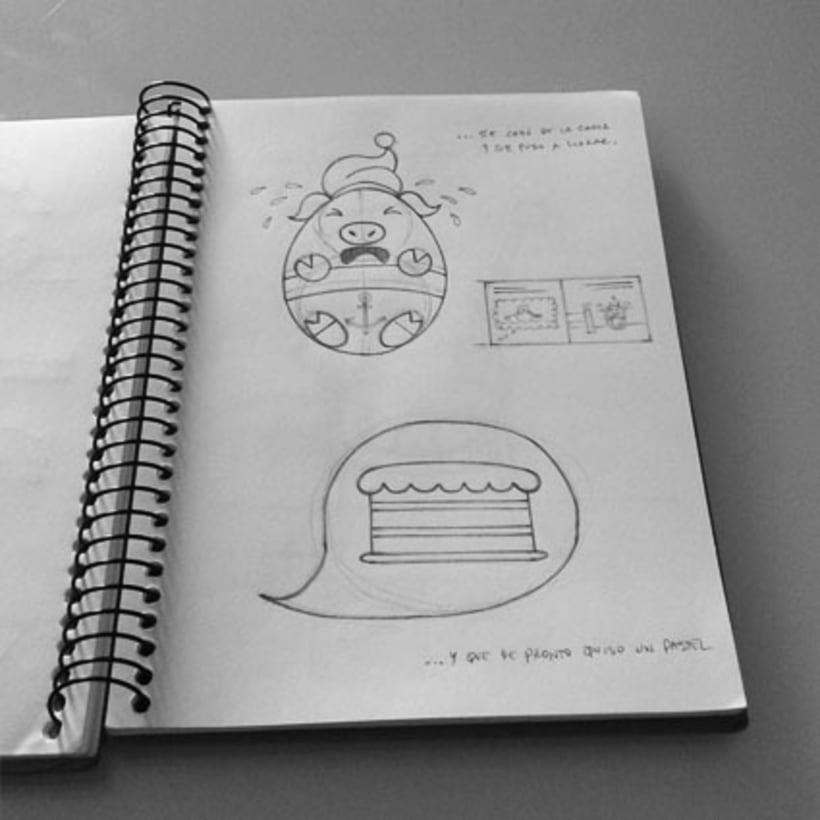 Colección de Cuentos para Cantar. Proyecto personal. 13