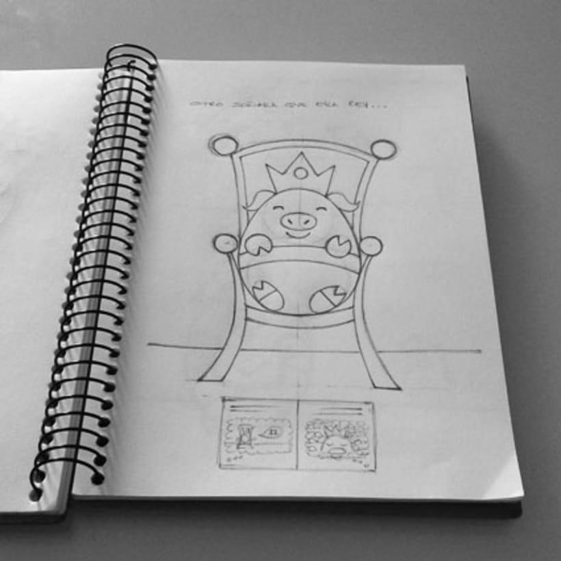 Colección de Cuentos para Cantar. Proyecto personal. 14