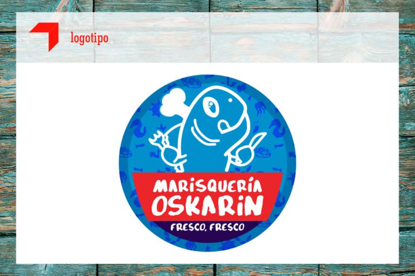 """Proyecto-""""Marisquería Oscarin"""" 0"""