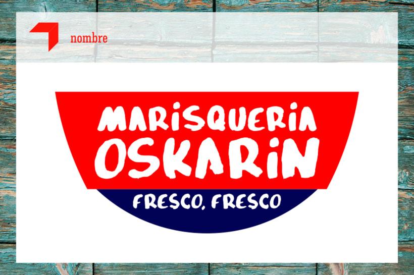"""Proyecto-""""Marisquería Oscarin"""" 1"""