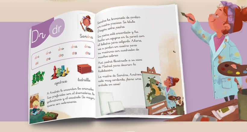 Ilustración infantil. SM editorial 0