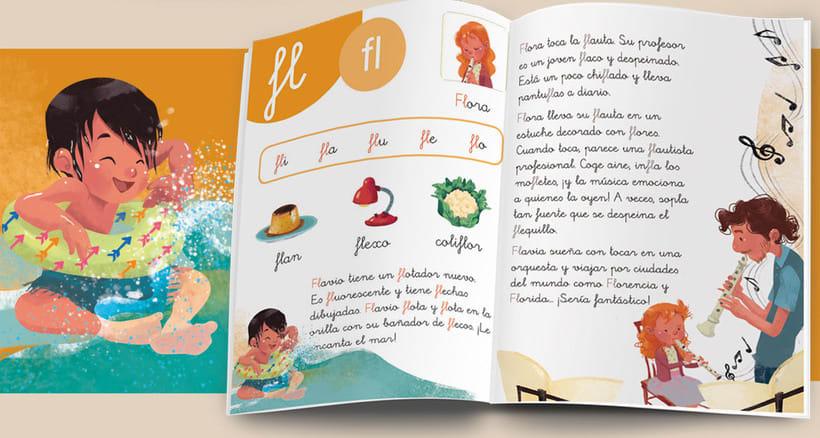 Ilustración infantil. SM editorial 1