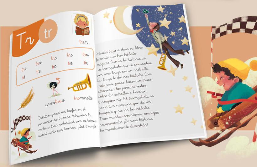 Ilustración infantil. SM editorial 3