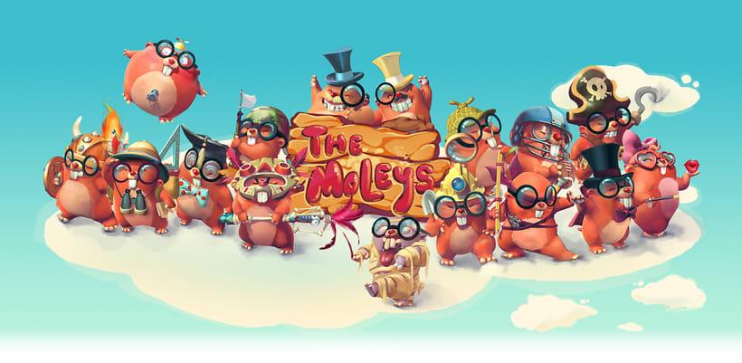 The moleys game -1
