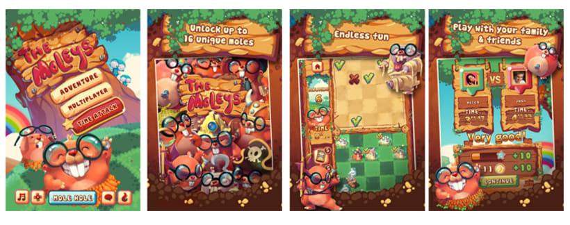 The moleys game 6