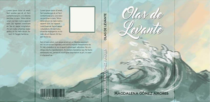 Olas de Levante portada de libro 3