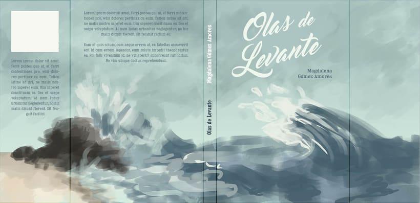 Olas de Levante portada de libro 4