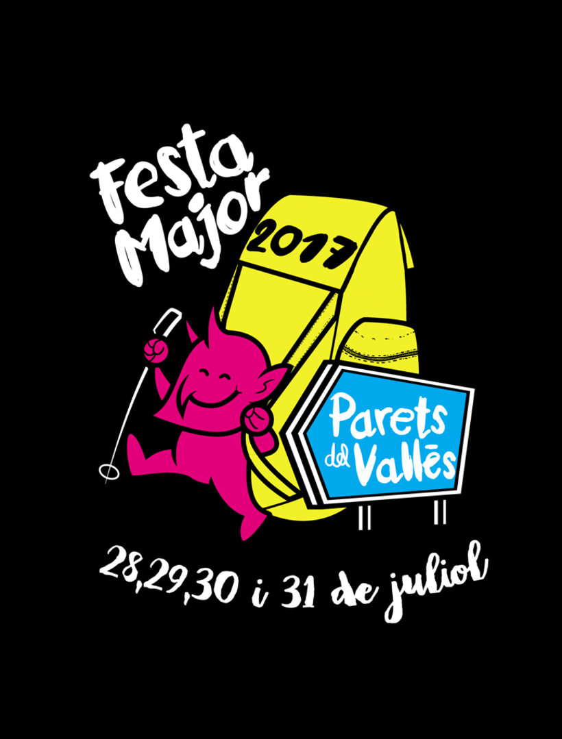 IMAGEN FIESTA MAYOR DE PARETS DEL VALLÈS 2017 1