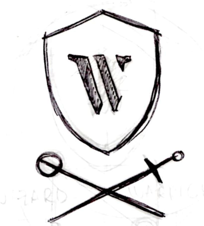 IMAGEN CORPORATIVA CJES WIZARDS&WARRIORS 3
