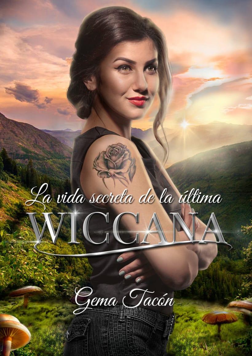 """Cubierta novela """"La vida secreta de la última wiccana"""" 0"""