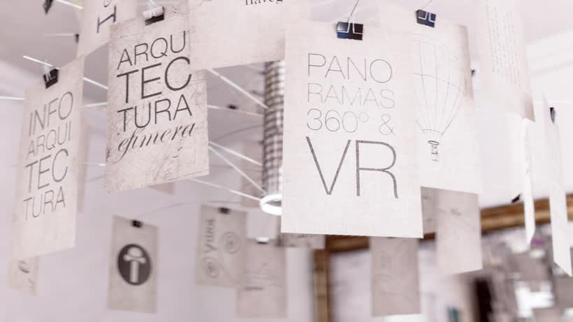 Visualización 3D / Interiores 1