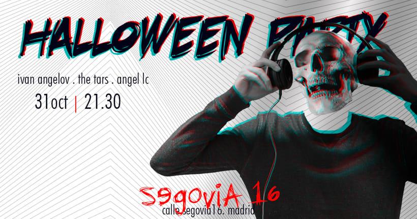 Cartel Fiesta Halloween -1