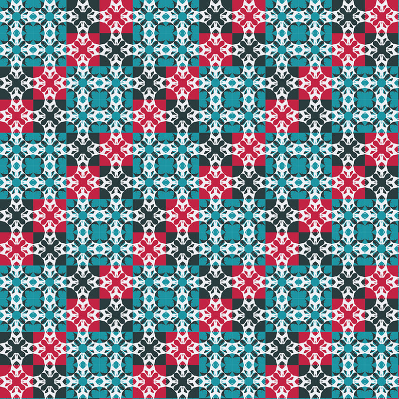 Textils Patterns. Patrones textiles. 33