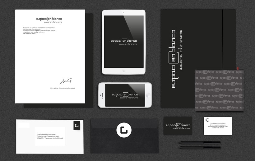 Proyecto Logotipo Interiorismo 0