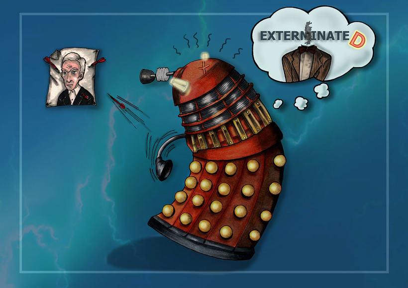 Colección DALEKS - Doctor Who -1