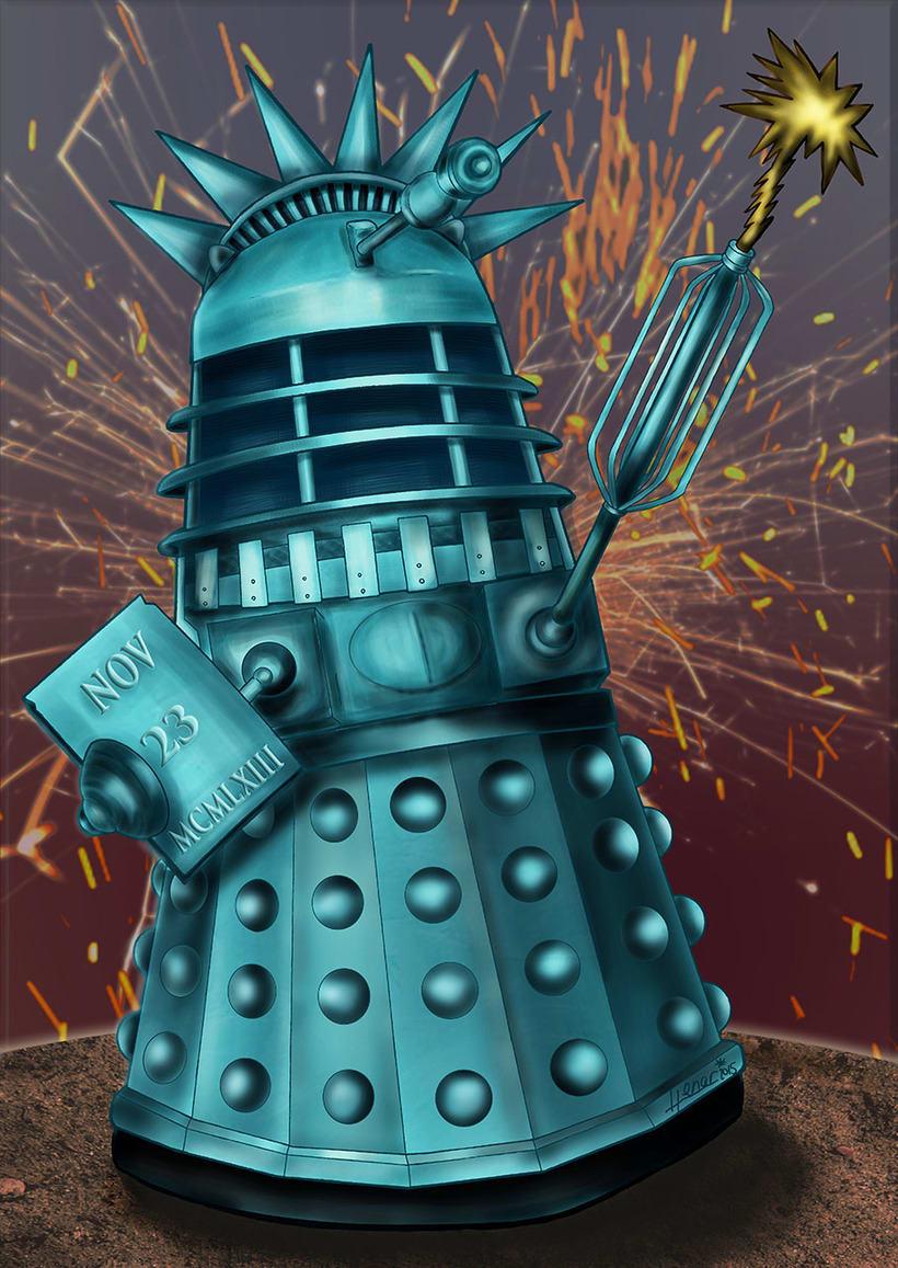 Colección DALEKS - Doctor Who 0