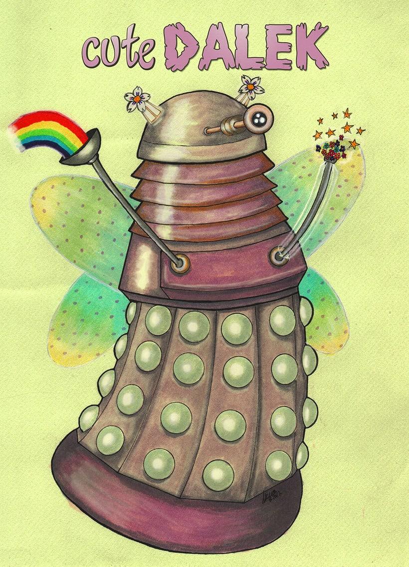 Colección DALEKS - Doctor Who 2