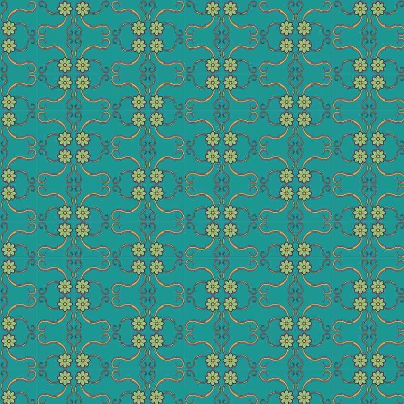 Textils Patterns. Patrones textiles. 17