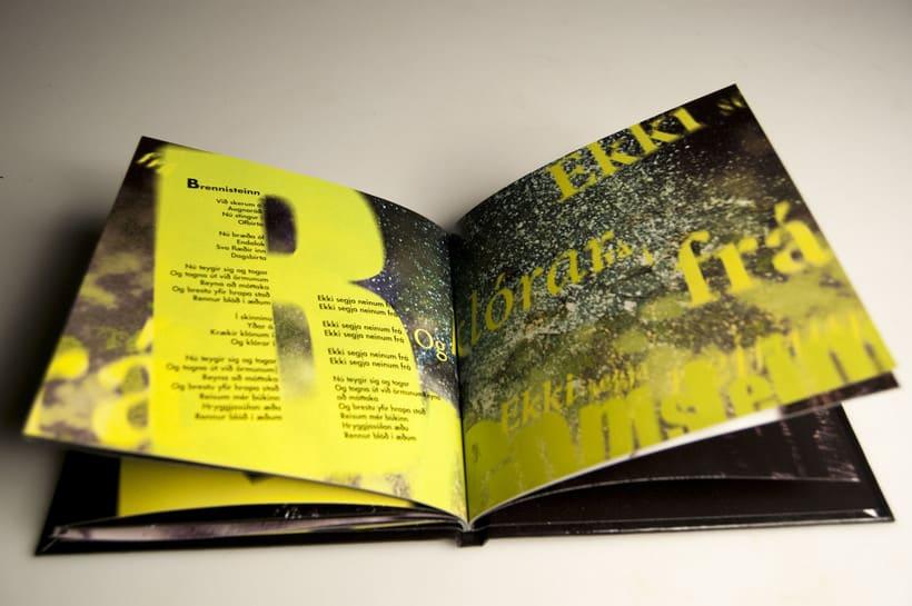 Nuevo Libro disco Musical Sigur Rós 0