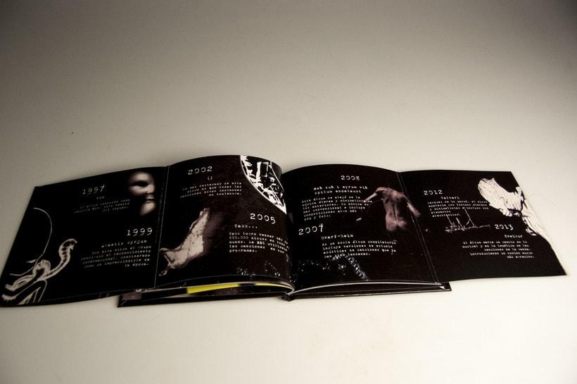 Nuevo Libro disco Musical Sigur Rós 3