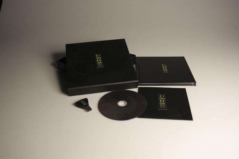 Nuevo Libro disco Musical Sigur Rós 5