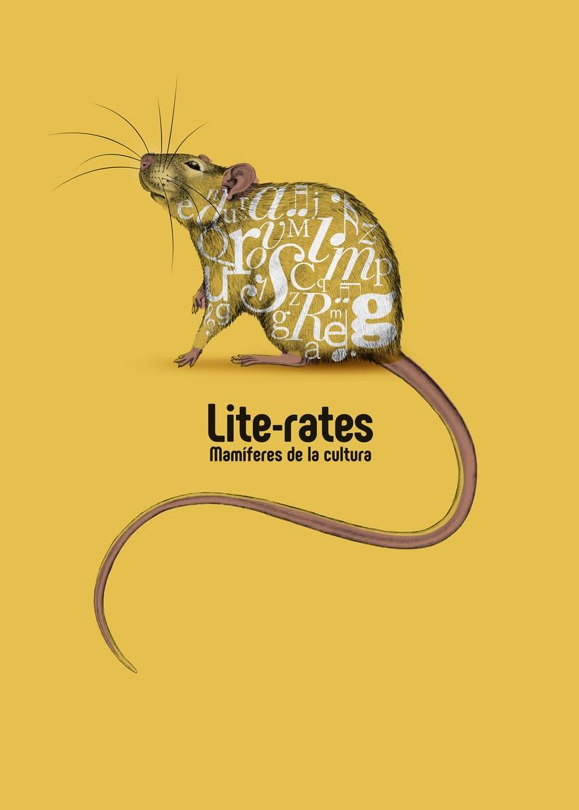 Lite-rates. Mamíferes de la cultura 2016 -1