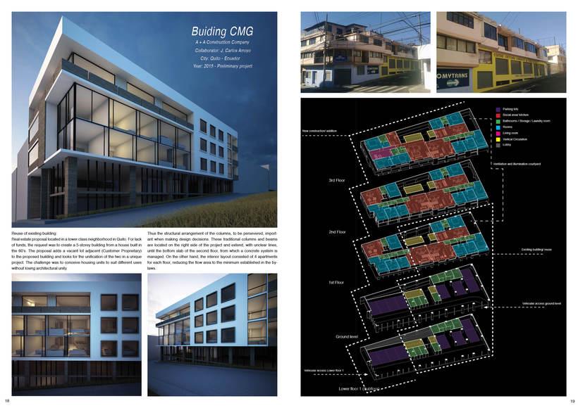 Edificio multifamiliar CMG -1