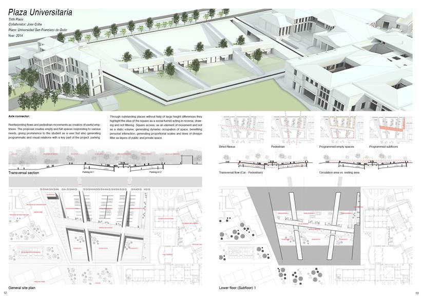 Concurso Plaza Universitaria -1