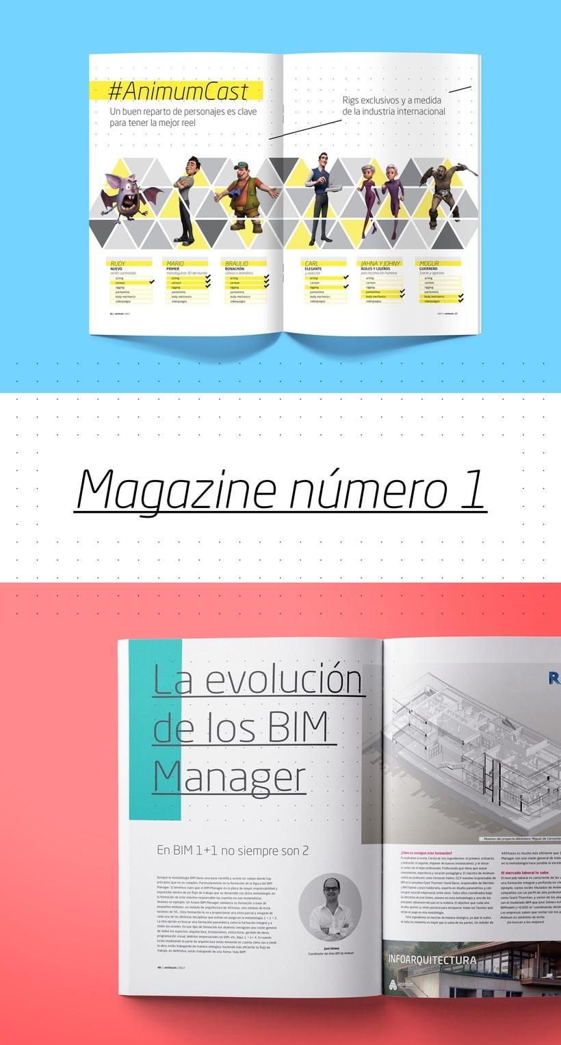 :animum Magazine #1 5